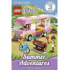 Good, DK Readers L3: Lego Friends: Summer Adventures (DK Readers: Level 2), Saun