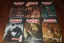 Zatoichi DVD Collection 6 Movies from AnimEigo R1