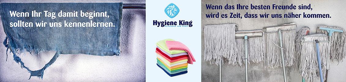 Hygiene King - Reinigung vom Profi