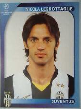 Panini 318 Nicola Legrottaglie Juventus Turin UEFA CL 2008/09