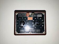 Cornell-Dubilier Decade Capacitor Model Cdb 3 Microfarads