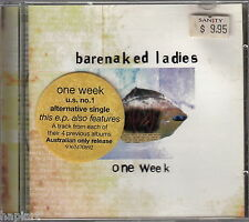 Barenaked Ladies - One Week - CD SINGLE