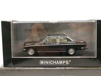 Minichamps 1976 Mercedes Benz 280 CE Black 1:43 NEW Limited 1008