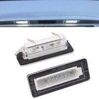 1X(Luce Targa A LED per Auto per Benz Smart per Coupé Convertibile 450 451 S5U1)