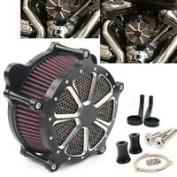 Motorcycle Air Filters Turbine Intake Air Cleaner System for FXR 1993-2017  K9B5