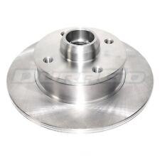Disc Brake Rotor and Hub Assembly Rear Parts Master 125099