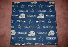 NFL DALLAS COWBOYS HELMETS HEAD BANDANA / CHEERING CLOTH - APPROX 22 1/2 ""