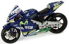 IXO RAB098 HONDA RC211V model bike Telefonica Sete Gibernau MotoGP Spa 1:24th