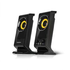 PLEOMAX S-100 PC speaker 2.0CH Multimedia Speaker USB power 3W X2