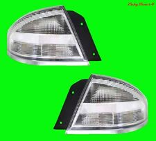 Ford Falcon BA BF XR6 XR8 FPV Altezza Clear Crystal White Right Left Tail lights