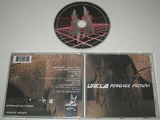 Unkle/psyence fiction (LUN wax/540-970 2) CD album