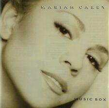 CD - Mariah Carey - Music Box - #A3858