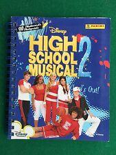 ALBUM Figurine Photocards HIGH SCHOOL MUSICAL 2 , Ed. Panini / Completo !!!