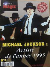 MAGAZINE  - MICHAEL JACKSON - NATIONS OF MAGIC N°3 - FRANCE