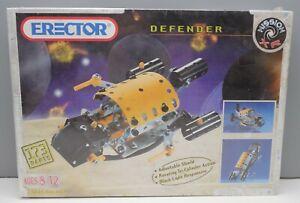 Vintage Meccano Erector Defender Set NEW