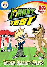DVD - Animation - Johnny Test: Super Smarty Pants - 10 Episode Set - Cookie Jar