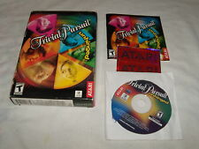 Trivial Pursuit Unhinged (PC, 2004) with box