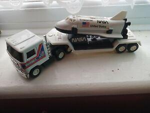 Buddy l Mack NASA Shuttle Transporter