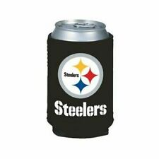 NFL Football Team Color Logo Tall Boy 24 oz Can Holder Insulator Sleeve Cooler 2-Pack