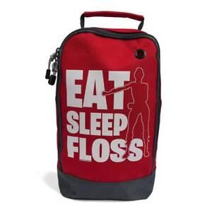 Eat Sleep Floss Gaming Gamer Sports Boot Bag School Bag