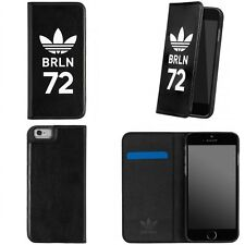 Genuine Original ADIDAS FLIP CASE for Apple iPhone 6 6S smart phone cover wallet