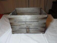 Vintage Decorative Primative Crate
