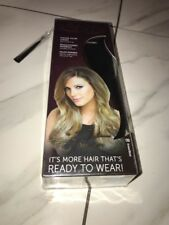 Secret Extensions by Daisy Fuentes 09 Brown Black New in Sealed Box