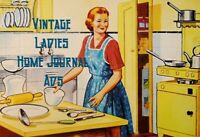 """You Pick Original Vintage Ladies Home Journal Ad Approximate Size: 10-1/2"""" x 13"""""""