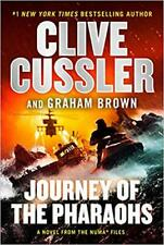 Journey of the Pharaohs (The NUMA Files) HARDCOVER – 2020 by Clive Cussler
