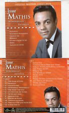 JOHNNY MATHIS - WONDERFULLY FAITHFULL (2CD 2009)  **24 TRACKS**