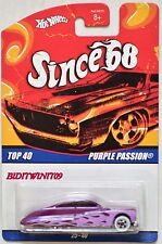 HOT WHEELS SINCE '68 TOP 40 PURPLE PASSION