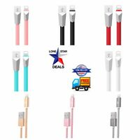 BRAND NEW Lightning USB Cable For Apple iPhone 6s Plus 6 5s 7 Data Sync Charger