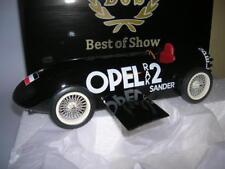 BoS Opel RAK 2 anno di costruzione 1928 NERO BEST OF Visualizza, 1:18 art.bos078