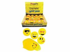 Bulk Wholesale Job Lot 60 Emoji Splat Balls Toys