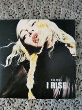 Madonna I RISE CD PROMO FRANCE