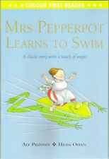 MRS PEPPERPOT LEARNS TO SWIM Alf Proysen Colour First Reader New 014 pb Red Fox