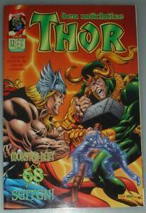 Thor / Der Machtige Thor #12 / Germany 2000 / Romita Jr. / Janson / Ladronn