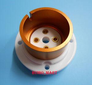 1PC Highend ceramic 4pin Jumbo tube socket for 845 211 805 FU5 810 vintage amp
