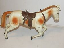 VINTAGE 1973 GABRIEL LONE RANGER SCOUT HORSE - FREE US SHIPPING!