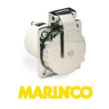 SPINA DA INCASSO 32 Ampere ORIGINALE MARINCO ACCIAIO