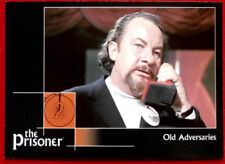 THE PRISONER Autograph Series - Volume 1 - LEO McKERN - Card #35 Cards Inc 2002