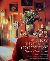 New French Country: Style & Source Book, Linda Dannenberg Potter 1st Ed 2004 New