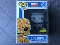 Funko Pop Marvel The Thing Gemini Collectibles Fantastic Four Vinyl Figure Toy