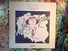 KLAUS SCHULZE RAINER BLOSS 'DZIEKUJE POLAND LIVE 83' 2 LP's  MINT NEW CONDITION