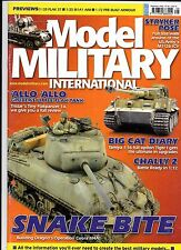 Model Military International Issue 8, DEC 2006, FN , M1126 ICV Stryker Article