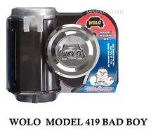 Wolo 419 Bad Boy Compact Air Horn12-Volt 123.5 Decibels 530/680 Hz Free shipping