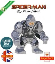 Marvel Rhino Spiderman Figure Lego Fit Spider-man Far From Home UK Seller