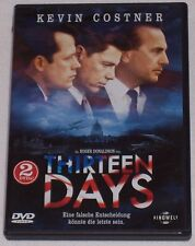 THIRTEEN DAYS - Kevin Costner, Bruce Greenwood,2- DVD Set
