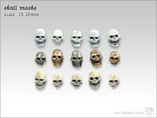Skull Masks - *Tabletop Art*