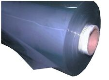 PVC Klarsichtfolie Glasklare Folie transparente Fensterplane 0,4 mm,150cm breit